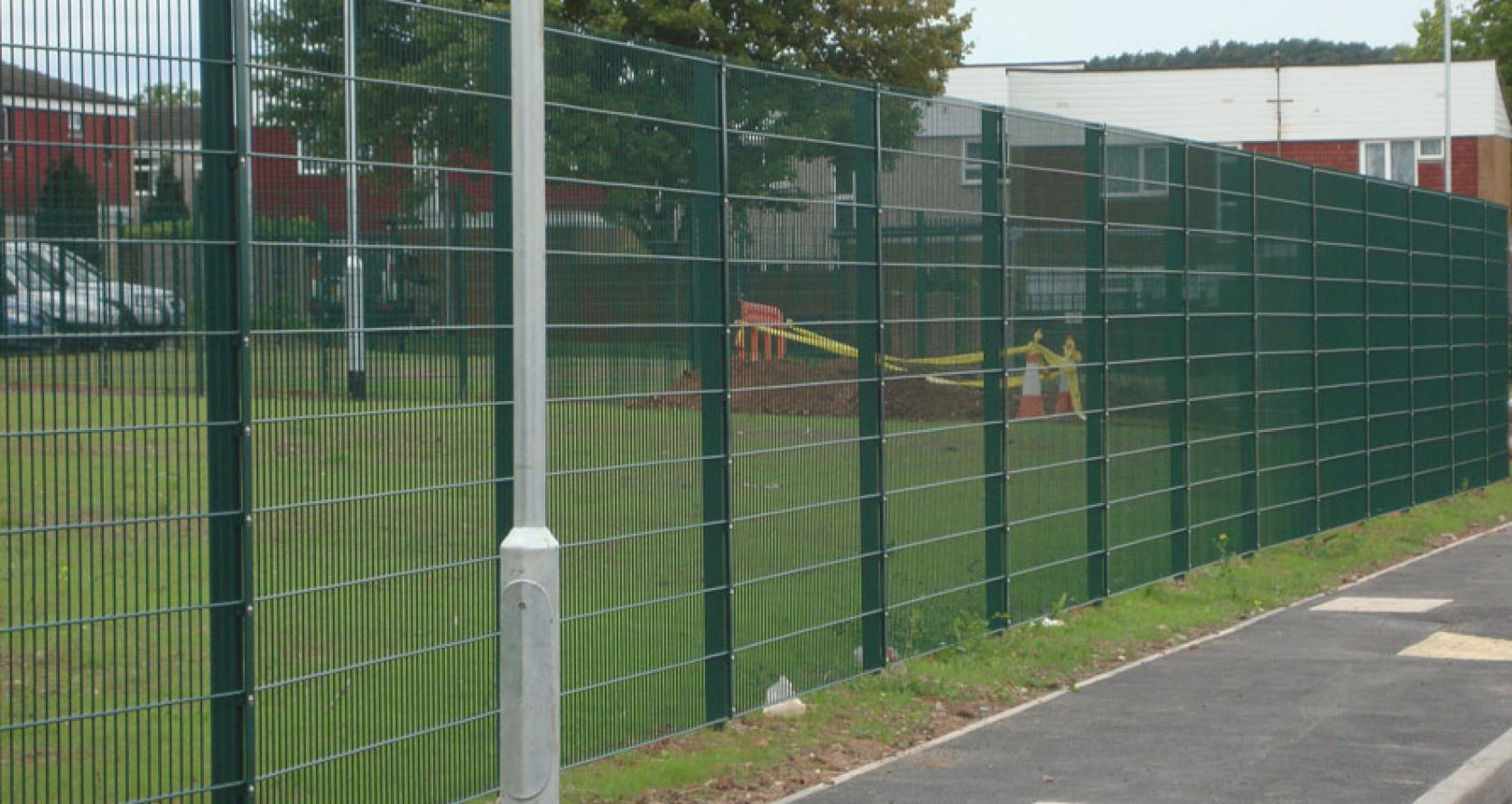 Mesh panel fencing midlands shropshire cheshire lancashire mesh panel fencing mesh3 baanklon Images